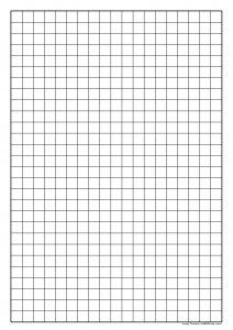 graph paper pdf printable graph paper 1cm sq a4