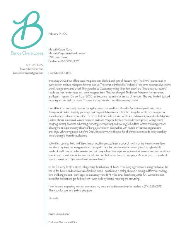 graphic design cover letter - Cover Letter Letterhead