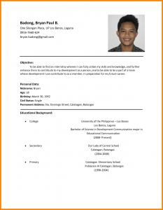 graphic design cover letter sample resume sample format philippines