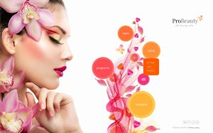 hair saloon websites beauty salon website template big