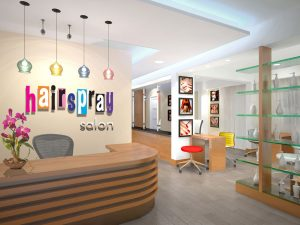 hairsalon business plan hair salon design