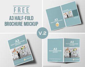 half fold brochure template fc yjvccwmzmsndeldasma