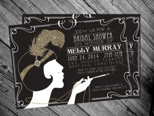 halloween invitations templates blank great gatsby invitation template