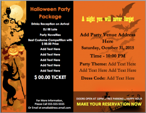halloween party invitations templates halloween party invitation template