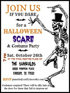 halloween party invitations templates invite sample