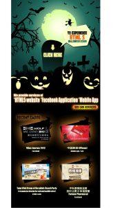 halloween web site