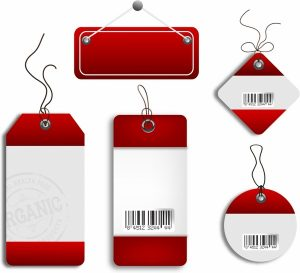 hang tag template cardboard sales tags