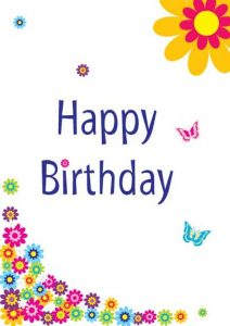 happy birthday images free happy birthday free printable cards