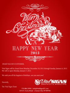 happy holidays emails vs christmasemailblast