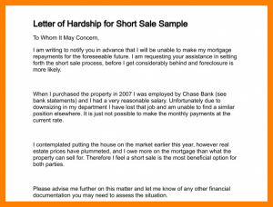 hardship letter sample example of hardship letter for immigration
