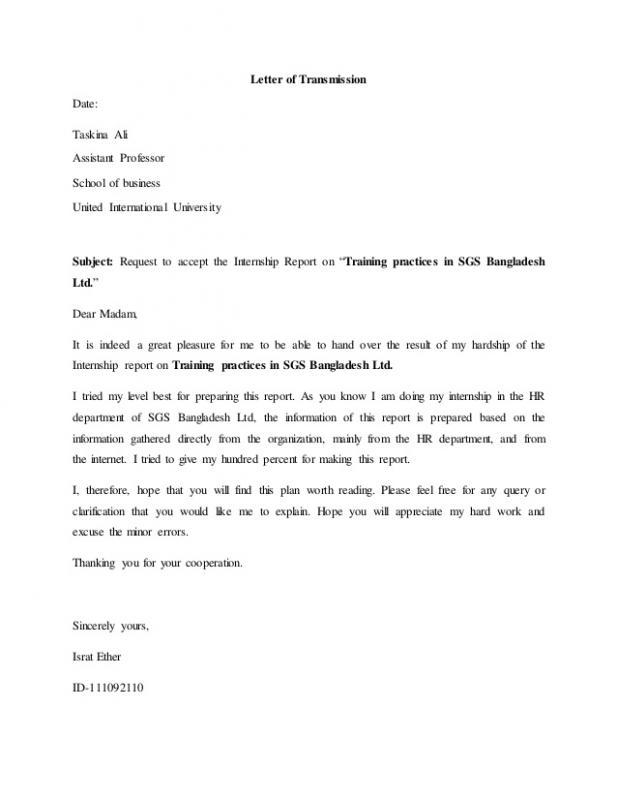 hardship letter template