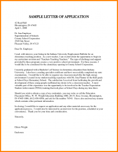 hardship letter template sample application letter for teachers