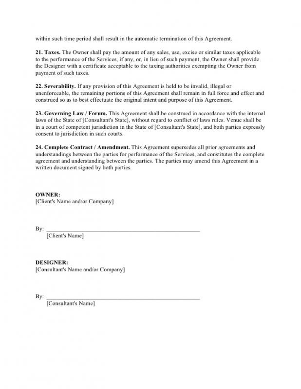 Hold Harmless Agreement Template  Template Business