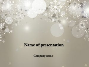holiday powerpoint templates cold winter powerpoint template presentation