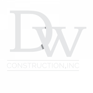 home builder logo dw logo