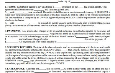 home lease agreement property lease agreement pdf