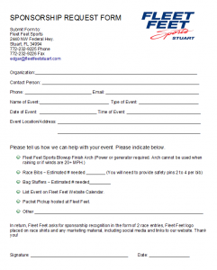 home offer letter sponsorship request form pic