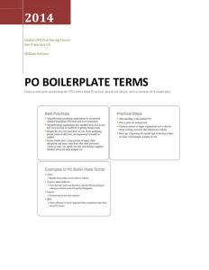 home purchase contract purchase order boilerplatestandard terms examples