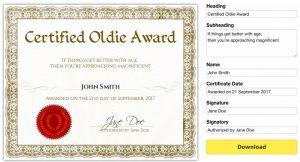 homemade gift certificate certificate template app screenshot x