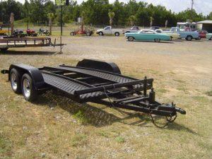 homemade trailer bill of sale single axle trailer