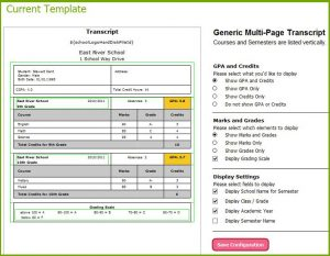homeschool grade book currenttemplate