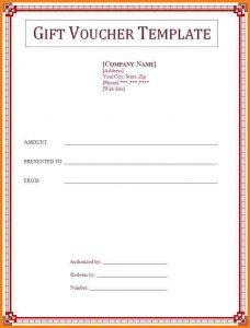 hotel receipt template hotel voucher template gift voucher template