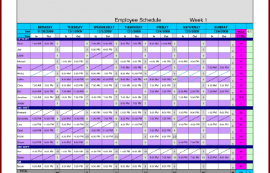 hourly schedule template excel daily hourly schedule excel template