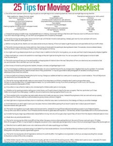 house cleaning checklist template tipsformovingchecklist