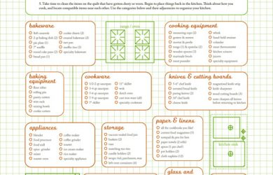 house cleaning price lists checklist