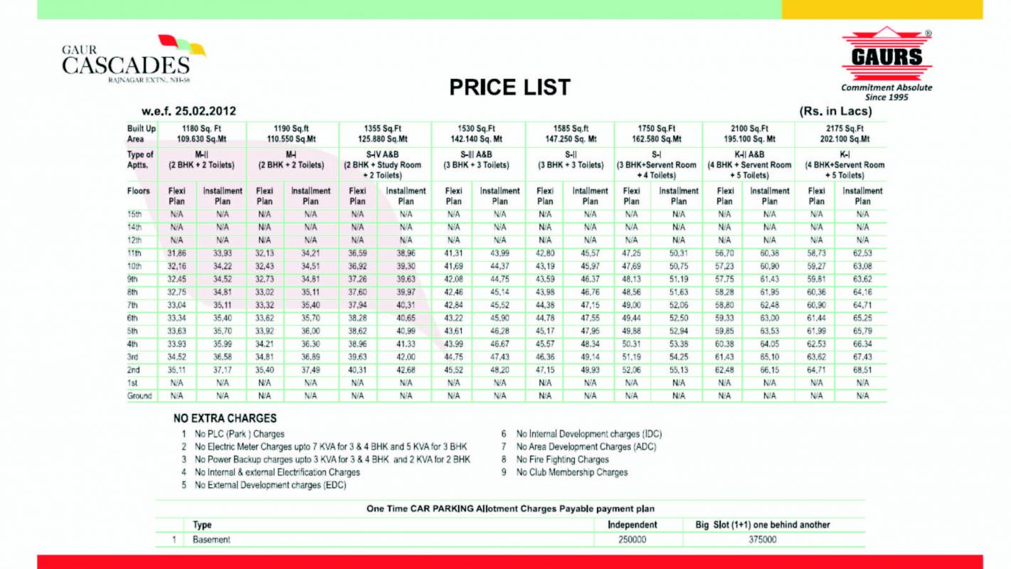 house cleaning price lists
