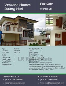 house for sale flyer lr property ad verdana