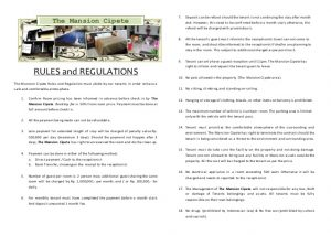house rental agreement template rules and regulation for rent a room