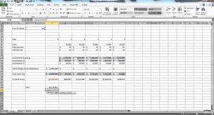 household budget planner business budget template excel