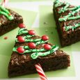 how to create a family tree christmas tree chocolate brownies recipe hero