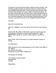 how to end a business letter how to end a business letter vtadxkv