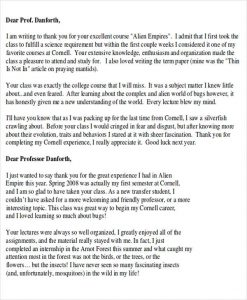 how to end a thank you letter end of the year thank you letter to teacher from student