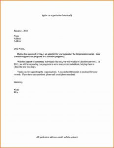 how to end a thank you letter how to end a thank you letter year end thank you letter