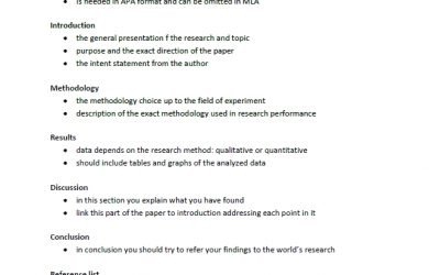 how to outline a research paper outline for your research paper