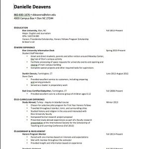 how to put babysitting on a resume how to put babysitting on a resume before