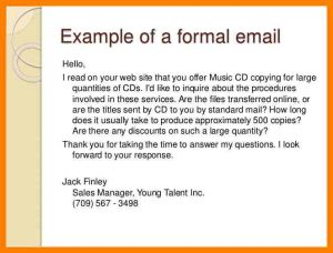 how to write a doctors note formal email english how to write emails in english cb