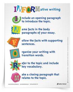 how to write a informative essay informative explanatory writing anagram px