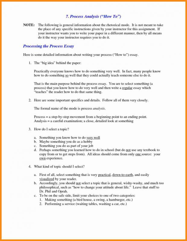 How To Write A Informative Essay  Template Business