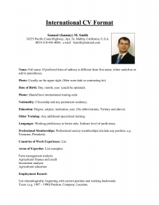how to write a letter of application best resume format usa international cv from samuel uncategorized photo best resume format usa