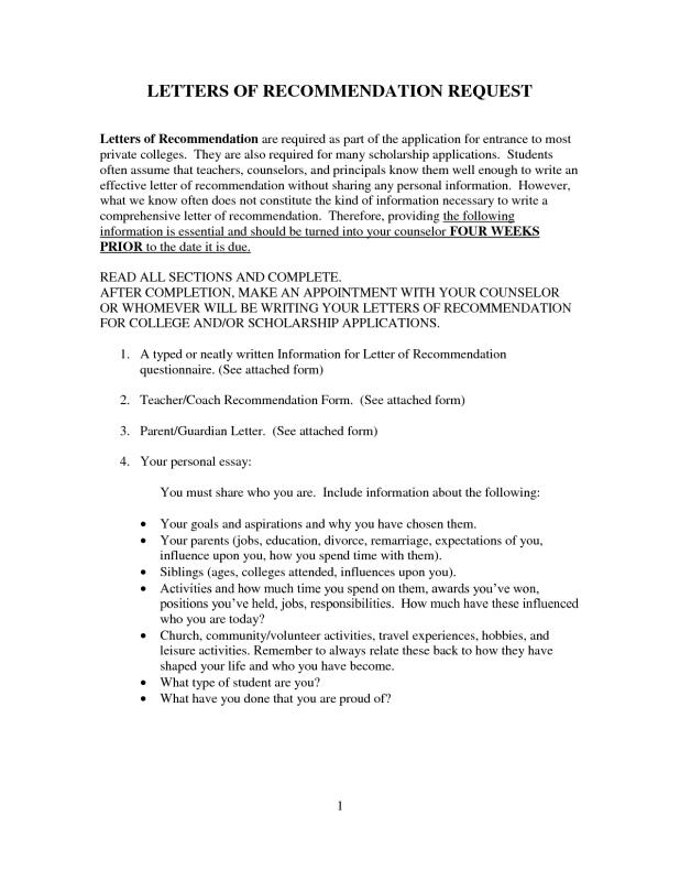 how to write a letter of recommendation template business