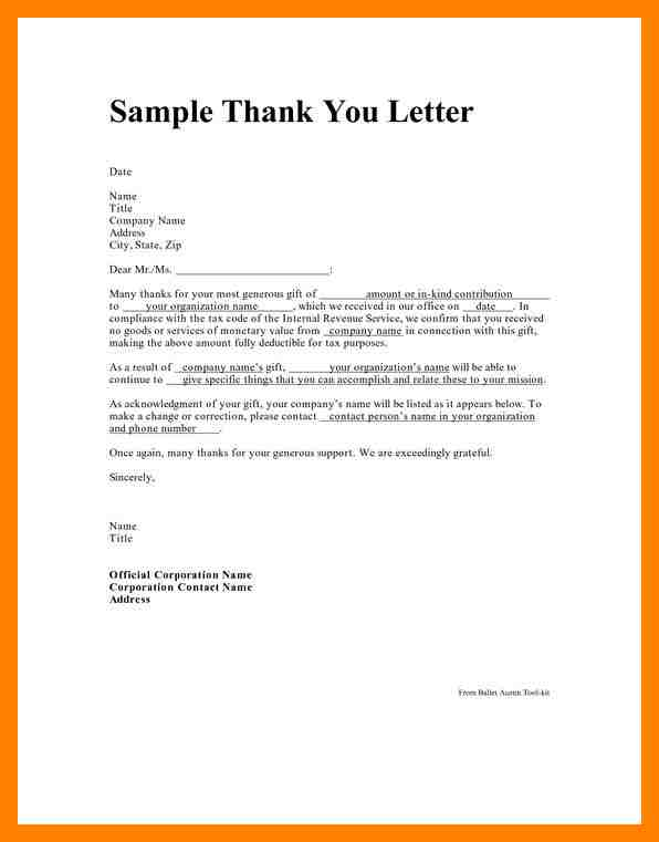 how to write thank you letter how to write a thank you letter for a scholarship 2429