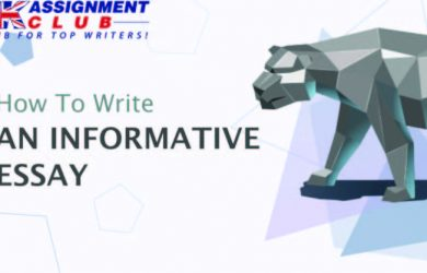 how to write an informative essay photo