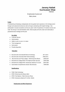 hr resume sample how to set a cv out how to set out a resume