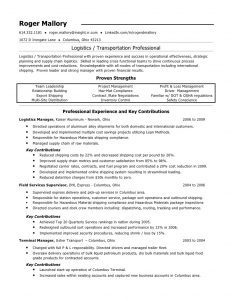 hvac resume samples roger mallory resume