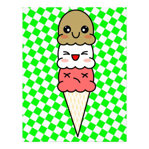 ice cream templates