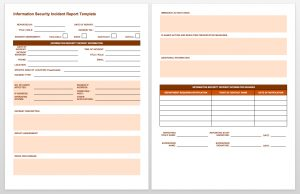 incident report template word incident report template incident report template incident report template doc incident report template word incident report template